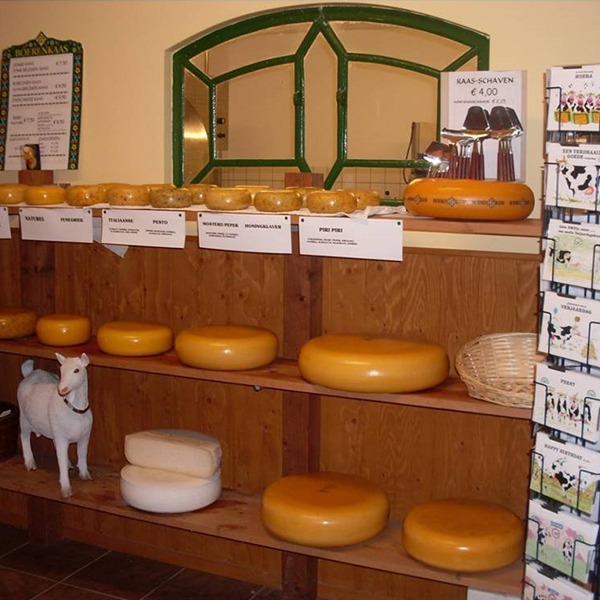 Kaasboerderij De Lagebroek